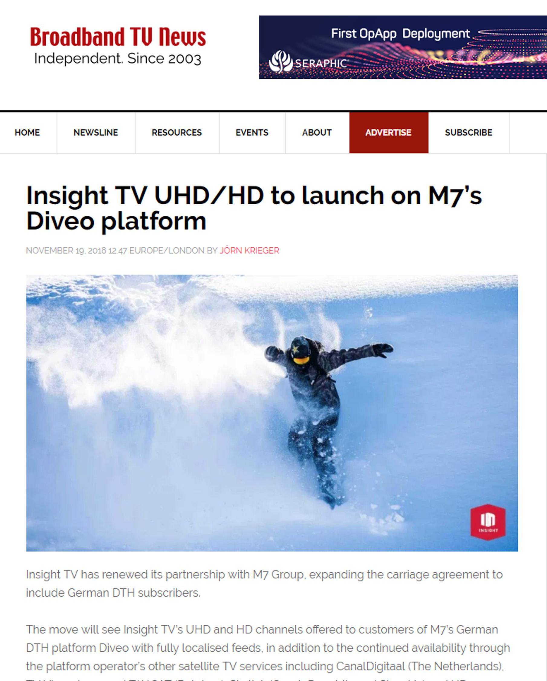 Broadband TV News